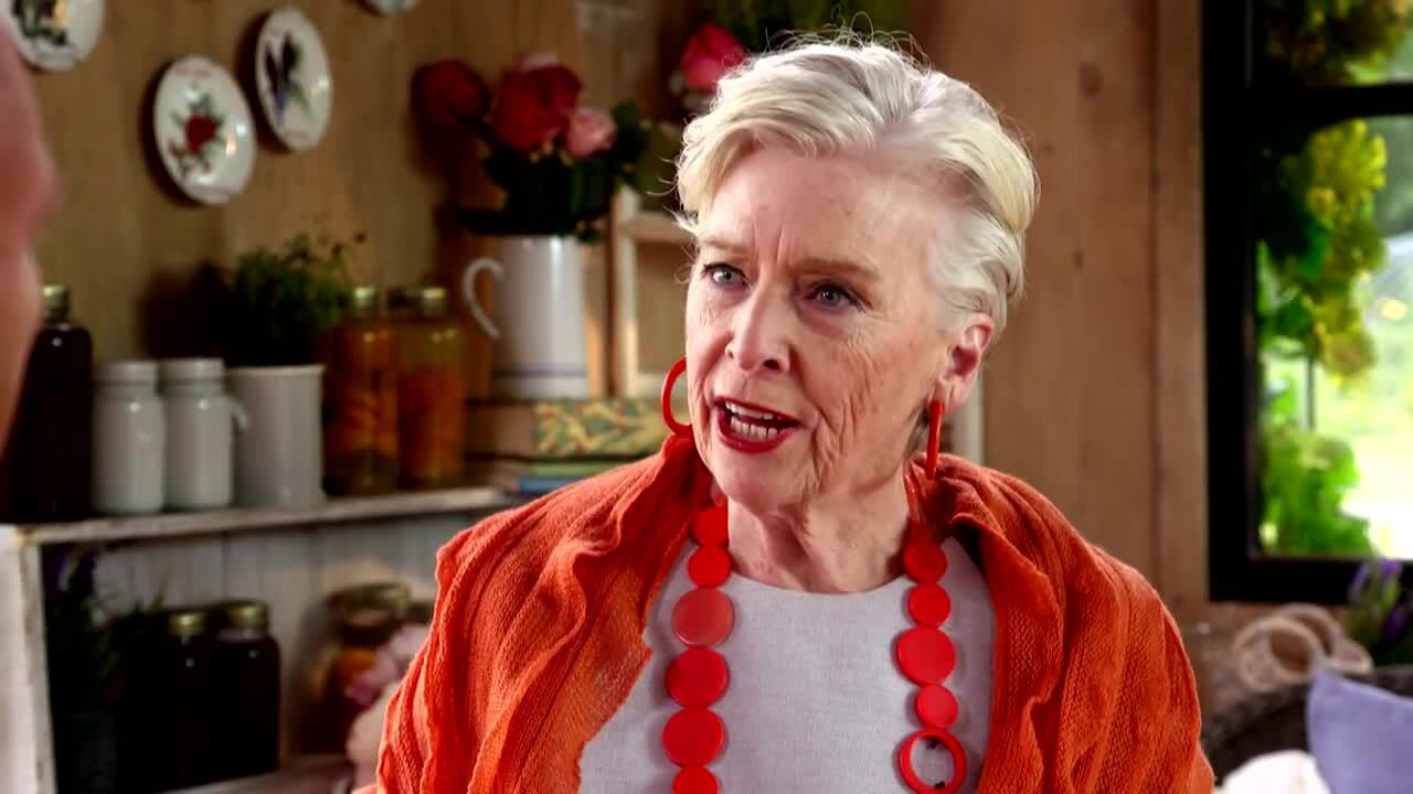 Thumbnail of Maggie Beer's one piece of advice to home bakers