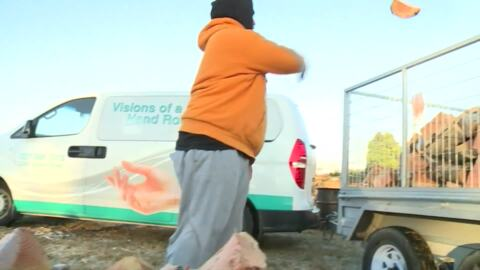 Video for Firewood distributed to kaumātua as winter gets colder