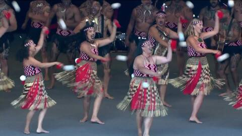 Video for 2019 Te Matatini, Te Waka Huia, Poi