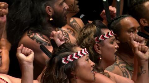 Video for 2020 Kapa Haka Regionals, Te Waka Huia, Waiata-ā-ringa