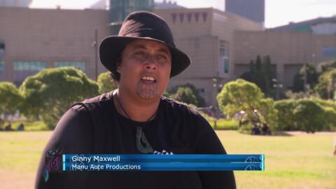 Video for Eight decades of kapa haka on display