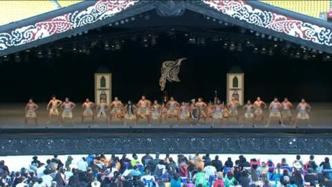 Video for 2019 Te Matatini, Te Reanga Morehu o Ratana, Haka