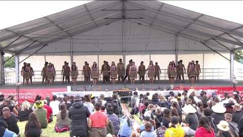 Video for 2021 ASB Polyfest, Waiuku College, Mōteatea