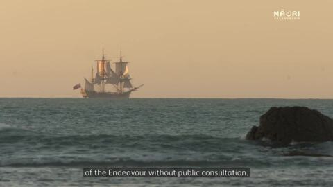 Video for History repeats with decision to rebuild replica Endeavour ships