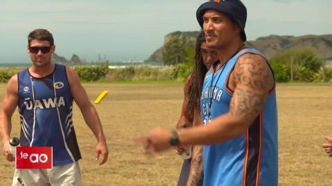 Video for Nehe Milner-Skudder pumped to play rugby for Ngāti Porou East Coast