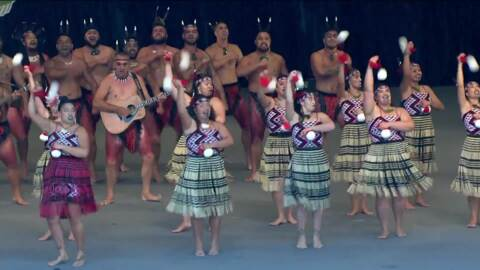 Video for 2019 Te Matatini, Ngā Tūmanako, FINAL Full Bracket