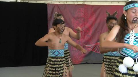 Video for ASB Polyfest 2019, Puutake - James Cook High School, Waiata-ā-ringa,