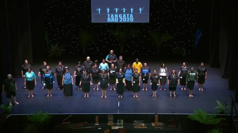 Video for 2020 Kapa Haka Regionals, Mātua Ora, Mōteatea