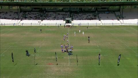 Video for 2019 Bunnings Junior National Touch: 18G FINALS, Otago ki Counties Manukau