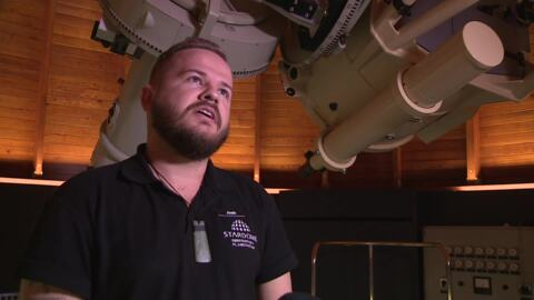 Video for Māori astronomy educators take lead presenting Matariki at Stardome