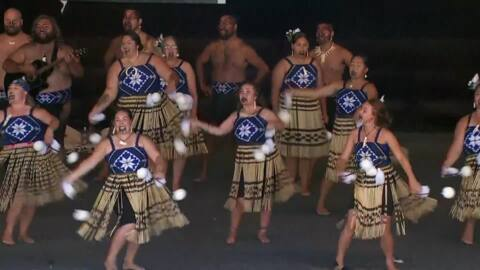Video for 2020 Kapa Haka Regionals, Te Aranga, Poi