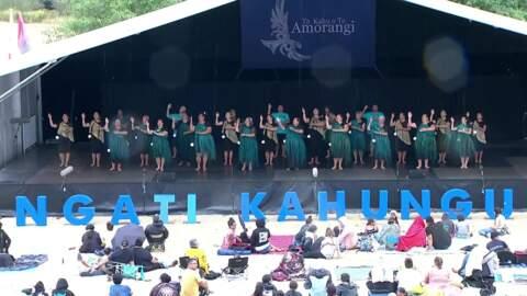 Video for 2020 Kapa Haka Regionals, Ngā Taipakeke o Ngāti Ranginui, Waiata-ā-ringa