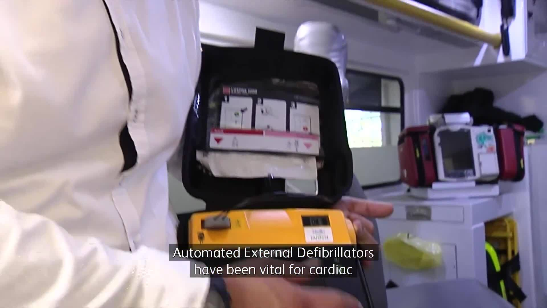 Video for Māori hold highest rates for cardiac arrests