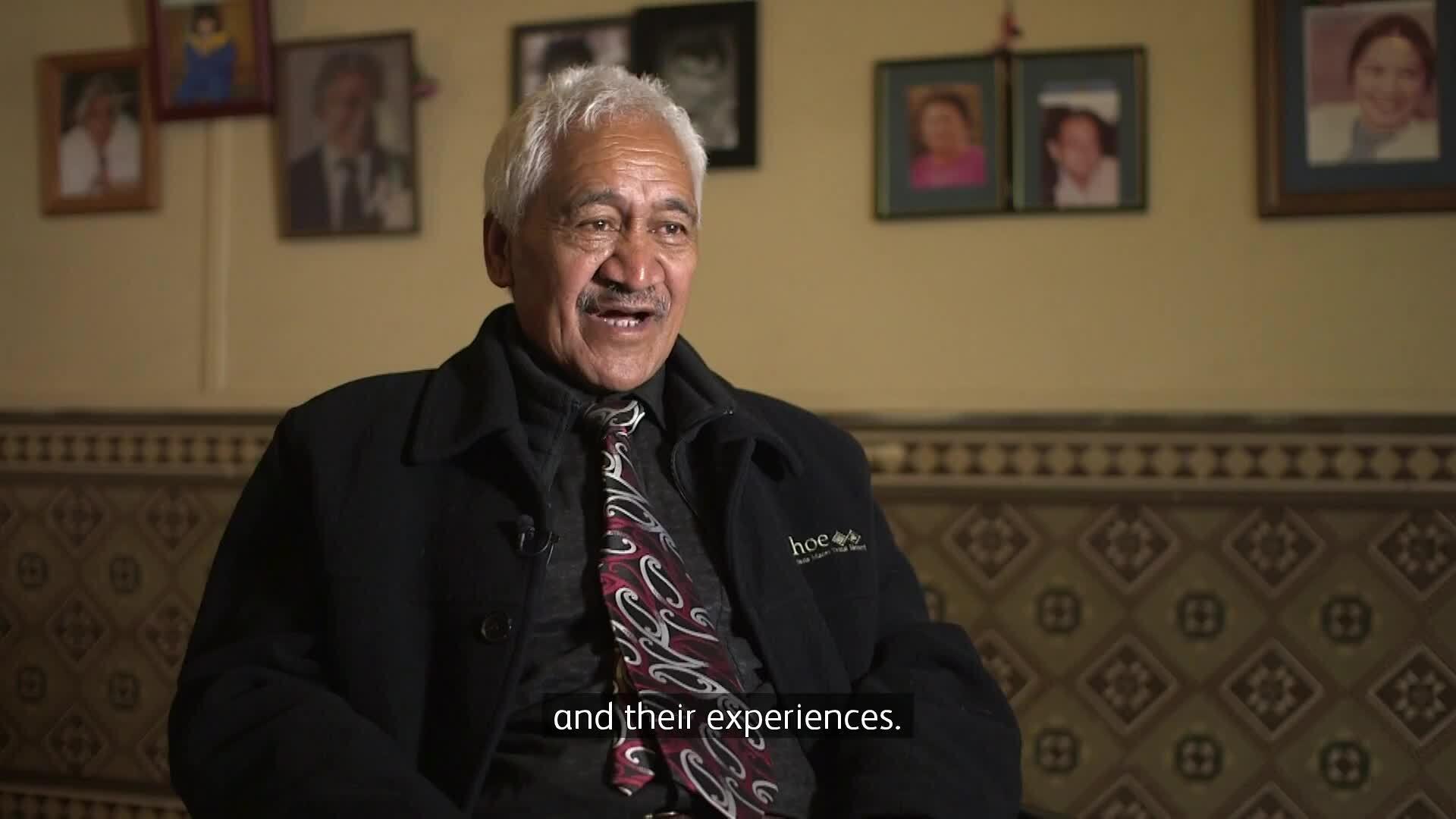 Video for Te Hokinga Maumahara Ki Te Urewera, 9 Ūpoko 3