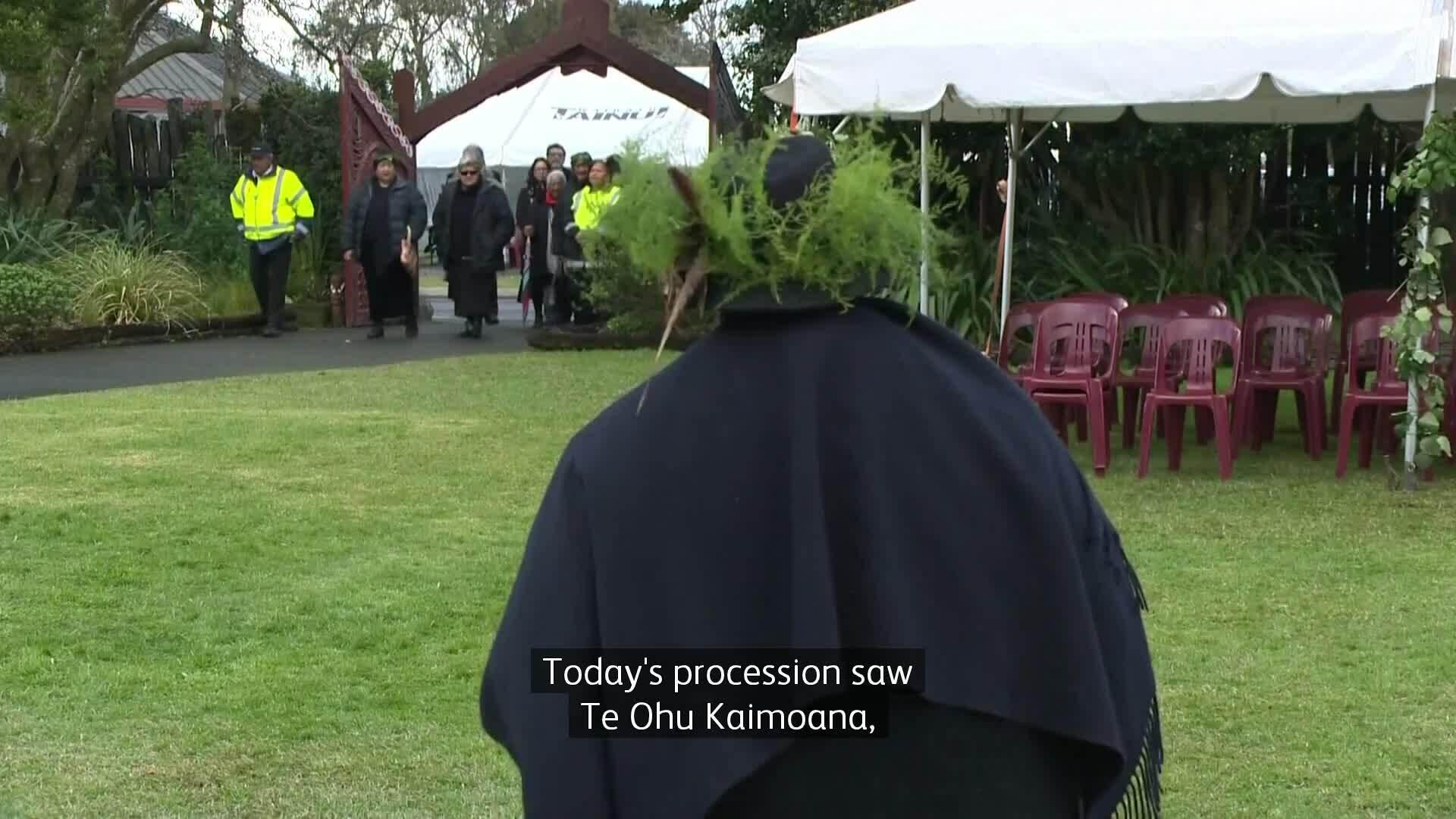 Video for Rātana celebrate the late Hon. Koro Wetere