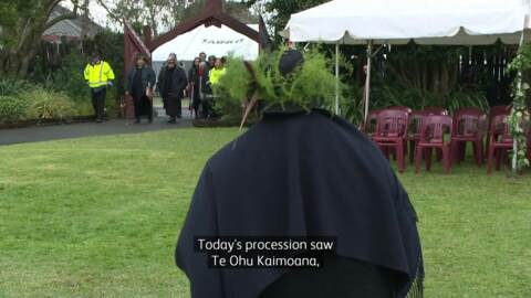 Video for Rātana celebrate the late Hon. Koro Wetere