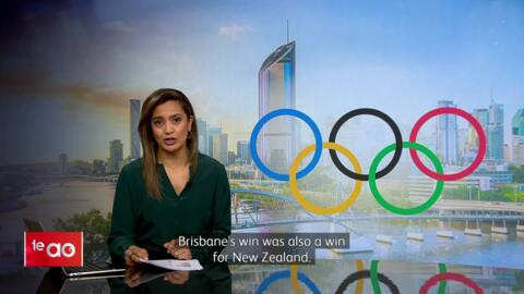 Video for Brisbane to host 2032 Olympic Games