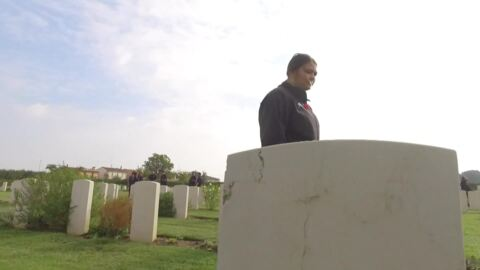 Video for In the footsteps of the Māori Battalion - Italy Part One