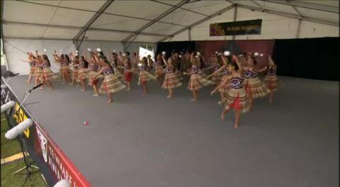 Video for ASB Polyfest - Kapa Haka, Series 1 Episode 2