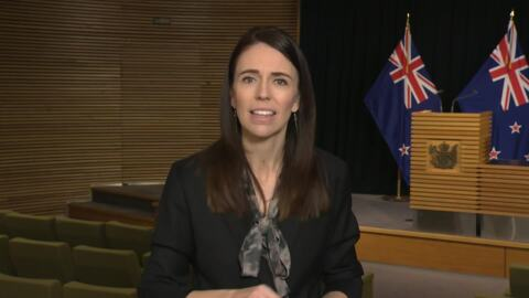 Video for 'I do believe there will be a resolution' - Jacinda Ardern
