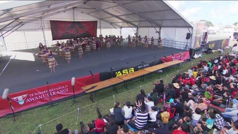 Video for 2021 ASB Polyfest, TWK o Hoani Waititi Marae, Poi