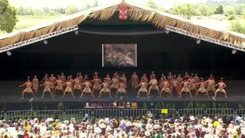 Video for 2020 Kapa Haka Regionals, Ōpōtiki Mai Tawhiti, Haka