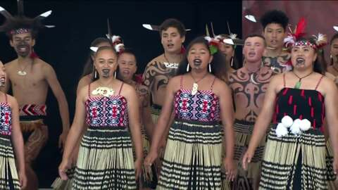 Video for ASB Polyfest 2019, Ngā Puna o Rehu, Waiata Tira,