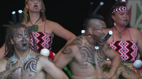 Video for 2019 Te Matatini, Te Waka Huia, Haka