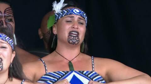 Video for 2020 Kapa Haka Regionals, Te Rangiura o Wairarapa, Full Bracket