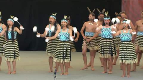 Video for ASB Polyfest 2019, Puutake - James Cook High School, Poi,