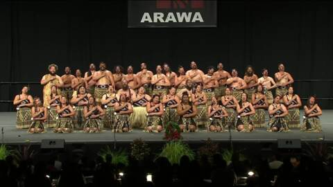 Video for 2020 Kapa Haka Regionals, Ngāti Whakaue, Full Bracket