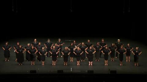 Video for 2020 Kapa Haka Regionals, Te Pou Whakairo, Whakaeke