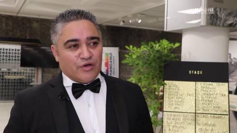 Video for Superfood company 'Kaitahi' top Whanganui Māori business