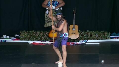 Video for 2020 Kapa Haka Regionals, Ngāti Kahungunu ki Heretaunga, Whakaeke