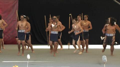 Video for ASB Polyfest 2019, Te Kōtuku/TKKM o Ngā Maungarongo, Whakaeke,