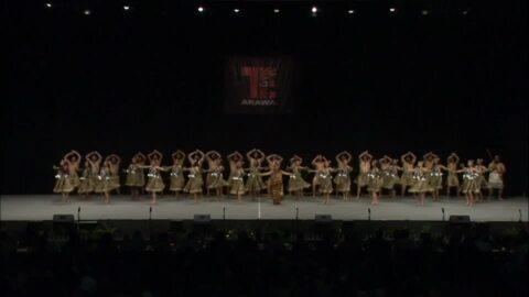 Video for Te Arawa kapa haka regionals kick off today