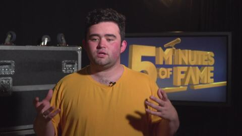 Video for 5 Minutes of Fame, Episode 3