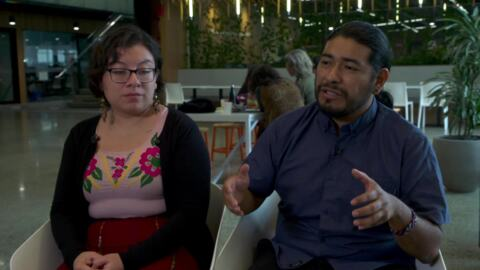 Video for Mayan academics share their indigenous struggle