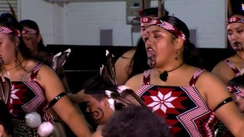 Video for 2020 Kapa Haka Regionals, Ngā Uri Whaioranga, Whakawātea