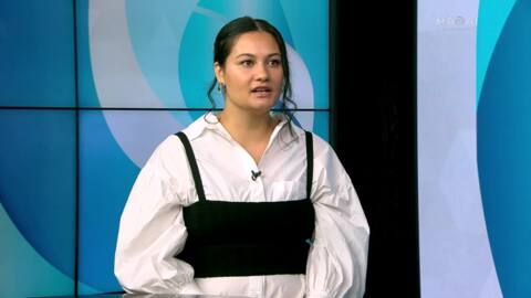 Video for Wahine writes waiata to heal from loss of her baby to miscarriage