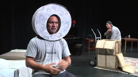 Video for The silent ones: a new generation of Māori mimes