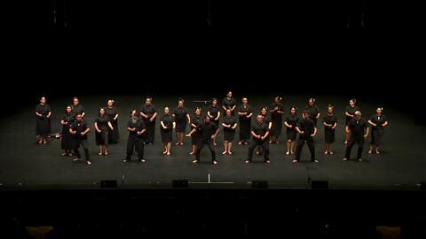 Video for 2020 Kapa Haka Regionals, Te Pou Whakairo, Haka