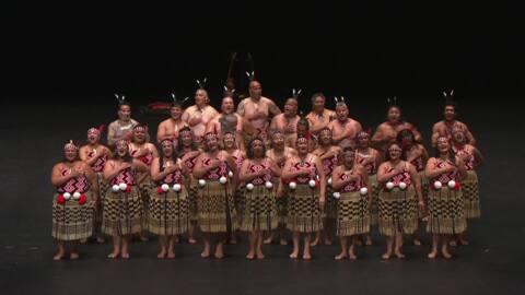 Video for 2020 Kapa Haka Regionals, Te Waka Huia o Mua, Whakawātea