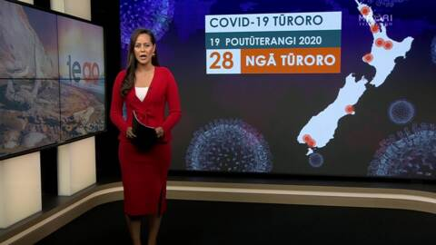 Video for 11 new cases in Aotearoa from overseas - Covid-19