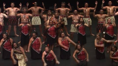 Video for 2020 Kapa Haka Regionals, Te Taha Tū, Waiata-ā-ringa
