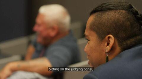 Video for Hihiko ana ngā whakaaro Māori i roto i te ao matihiko