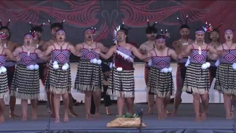 Video for 2021 ASB Polyfest, Te Kapunga - James Cook High School Waiata-ā-ringa