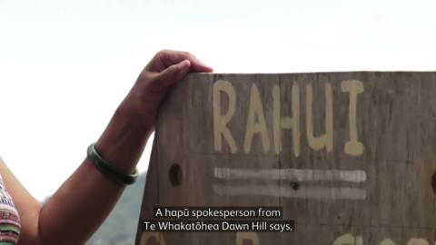 Video for Whakatōhea return to moana, after rāhui lifted