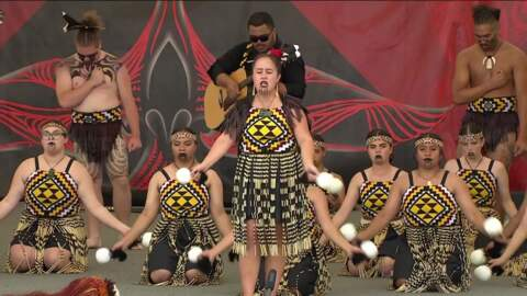 Video for ASB Polyfest 2019, Massey High, Poi