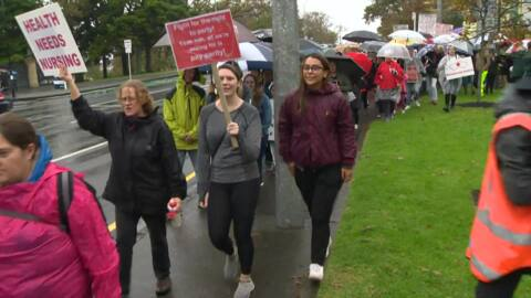 Video for Final decider - Will Thursday's nurses strike go ahead?